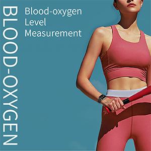 Blood oxygen