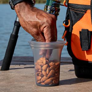 zip top outdoors, ziptop, zip top, reusable food storage container, silicone container