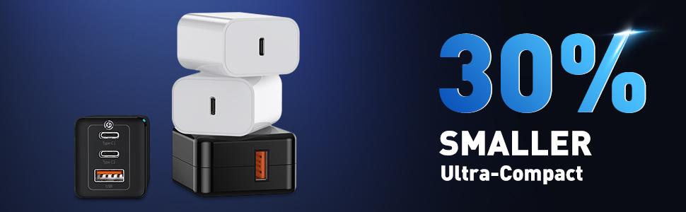 usb c charger block