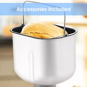 Accessories Included