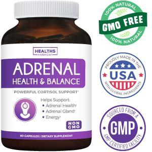 Adrenal Health supplement with Ashwagandha