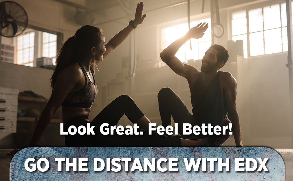 Go The Distance With EDX