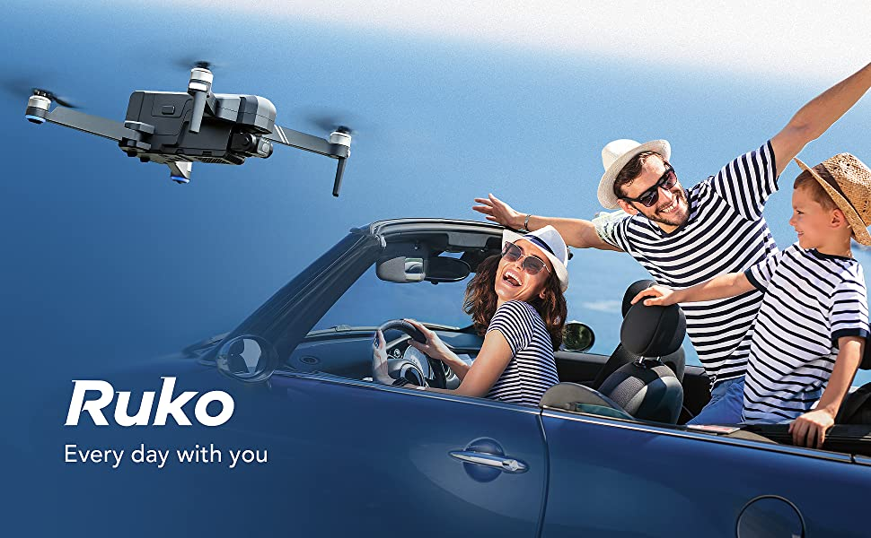 Ruko drone eye in the sky
