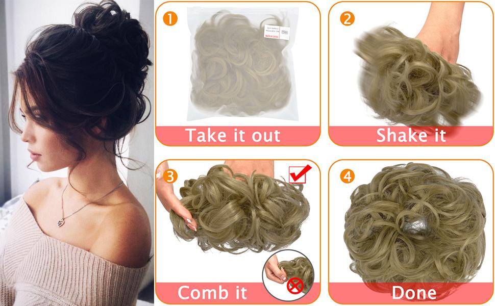 messy bun scrunchie messy hair bun hair bun accessories bun accessories for women hair bun