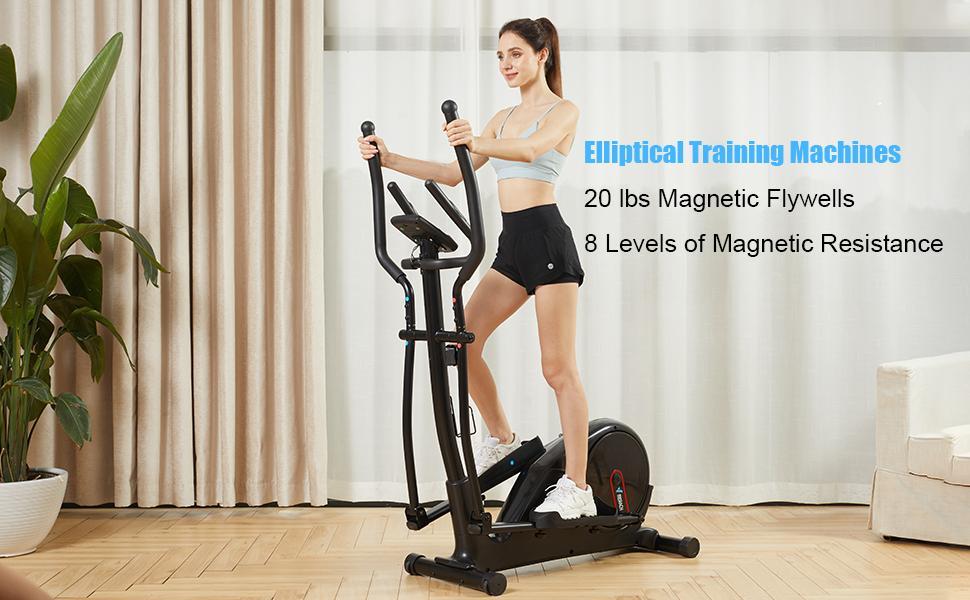 Elliptical Training Machines 526