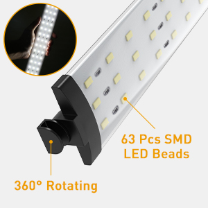 box with excelllent LED Light