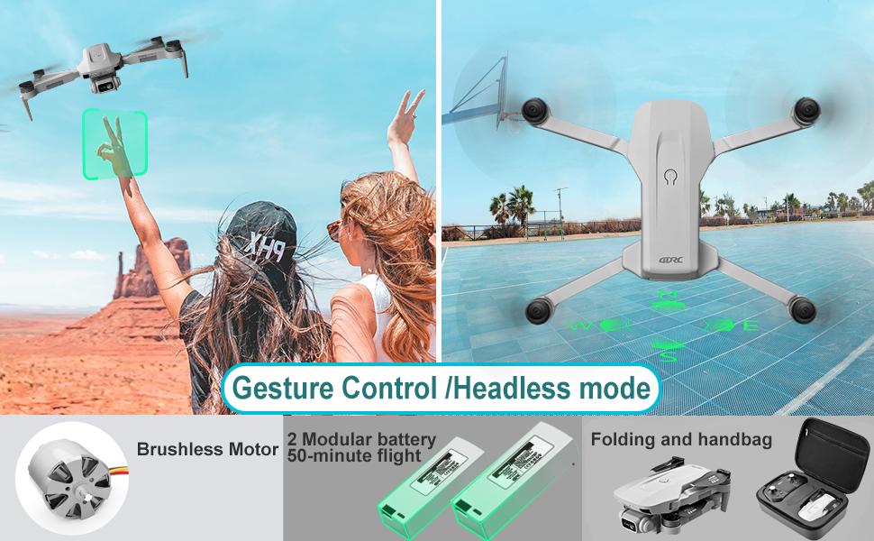 Brushless Motor drone