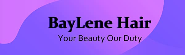 Baylene  Hair can Make a Perfect Look for Daily Wear, to Provide the Most Natural Looking.