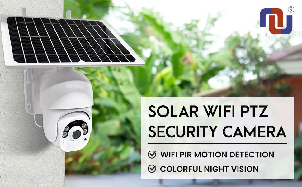 solar camera