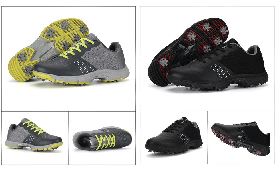Professinal Golf Shoes Spikes