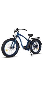 MF-18 Electric Bike