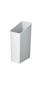 トンボ ゴミ箱 5.2L 日本製 本体 グレー トス 新輝合成 O-30