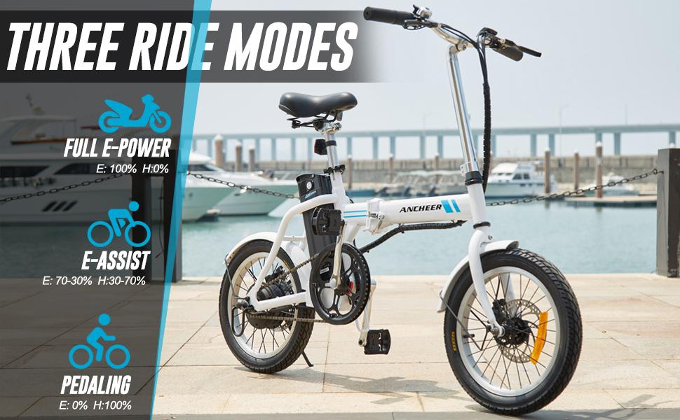 bike ancheer electric
