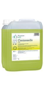 Hygiene VOS Cremeseife Citro 5 Litro
