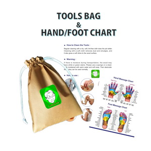 Tools Bag with Hand / Foot Chart