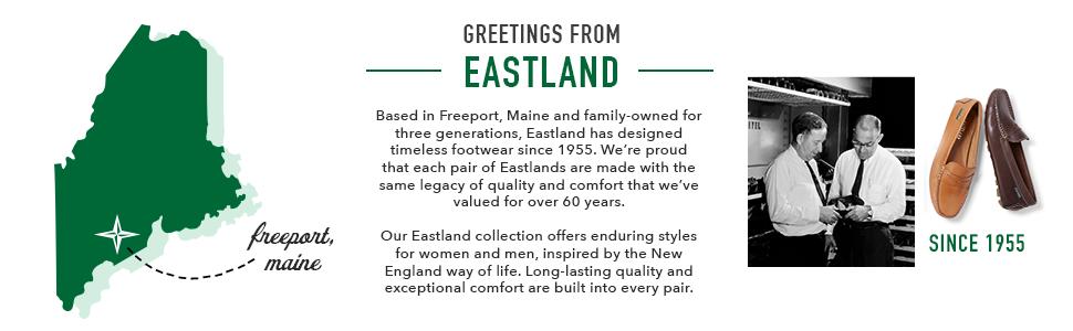 Greetings from Eastland
