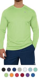 Essential UPF 50+ Long Sleeve Shirts