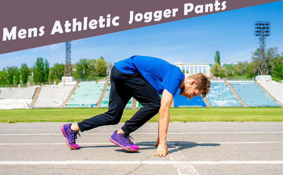 mens lightweight jogger pants for summer