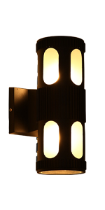 Waterproof wall light