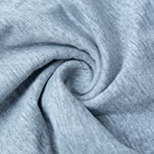 comfortable and breathable cotton spandex fabric