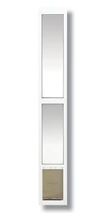 vs. module 2-piece sliding glass door