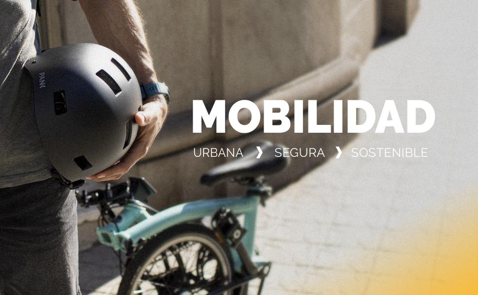 Casco de Patinete eléctrico Adulto homologado CE, Bicicleta ...