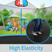 ASTM Approved Bounce Experience