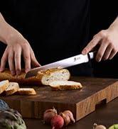 Kyoku Japanese Serrated Bread Knife Chef Bread Knife