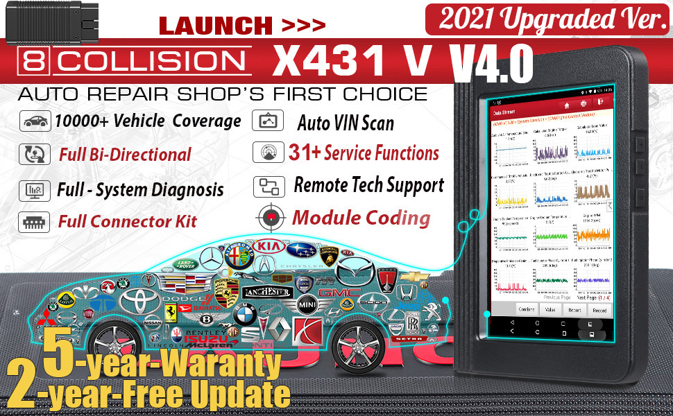 2021 launch scanner