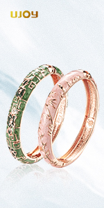 green and pink bracelets-55A114-55A117