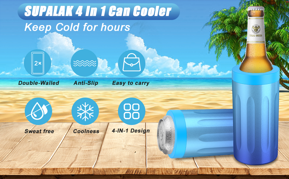 slim can cooler