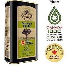 Canada Olive Oil Competition Ellora Farms
