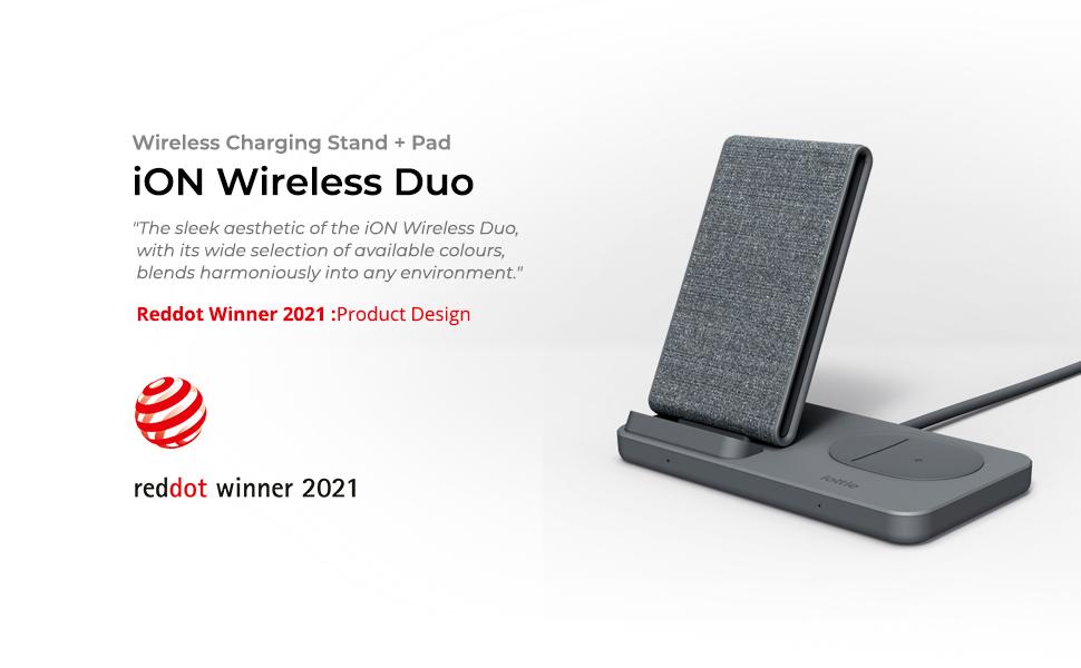 reddot winner in 2021 product design award