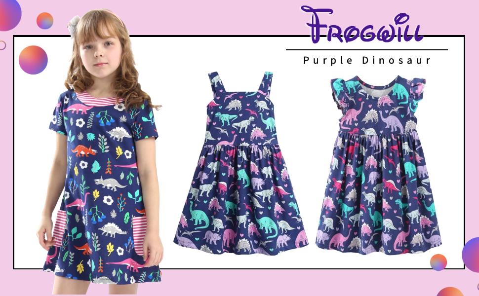 Purple Dinosaur
