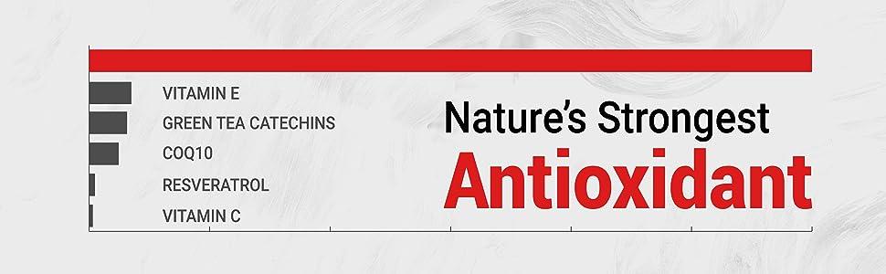 Nature's Strongest Antioxidant