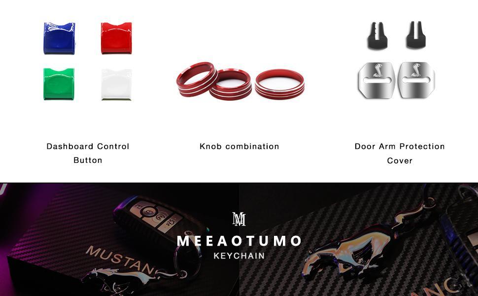 Mustang accessories 4