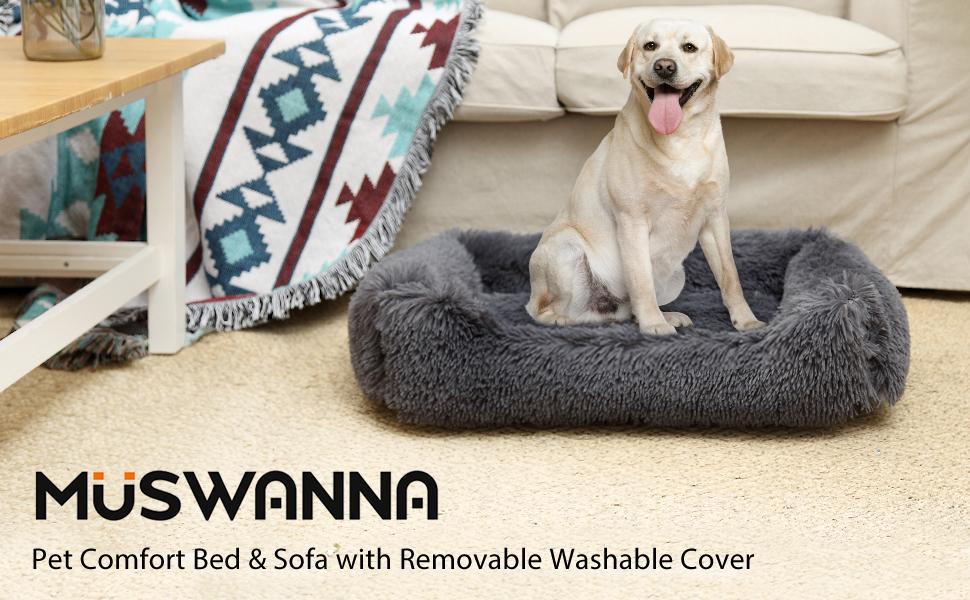 Warm Soft Comfortable Pet Bed Sofa