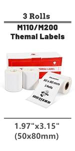 phomemo labels