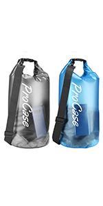 2 Pack Floating Waterproof Dry Bag