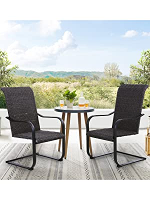 Cooler Rattan Chairs