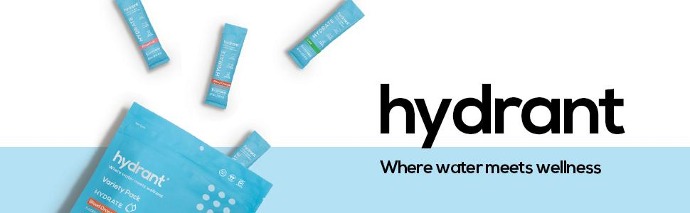 hydrant hydrate variety