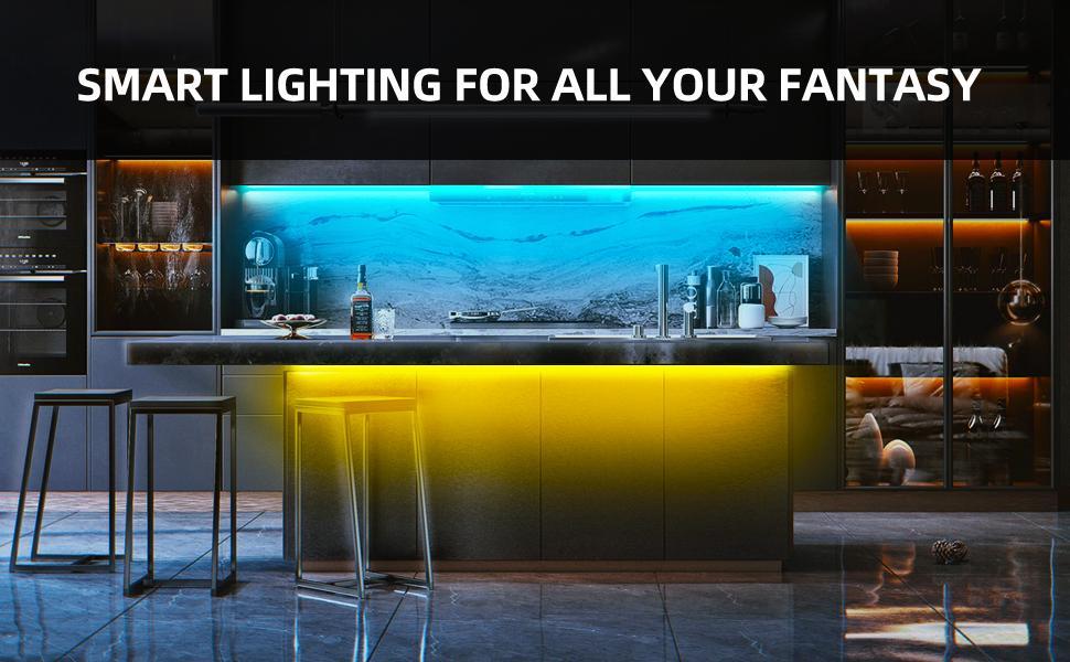 smart rgb led light strip