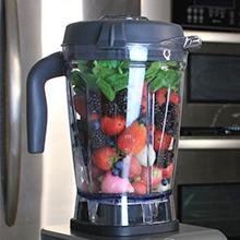 Tritan Crystal Glass Container Design, BPA Free, Food Grade