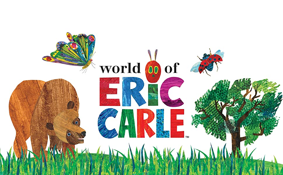 world of eric carle header