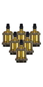 lamphouder E27 Vintage