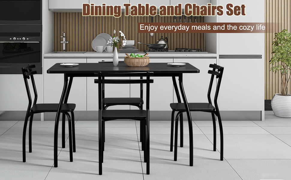 Dining Table Furniture Set