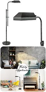 floor lamp bronze