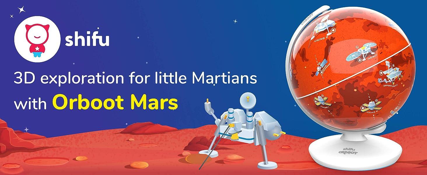 Orboot Mars
