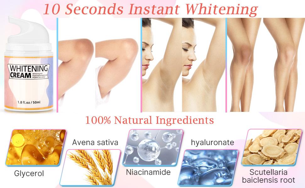 underarm brightening cream