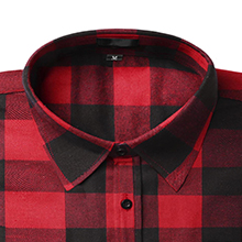 mens flannel shirts long sleeve